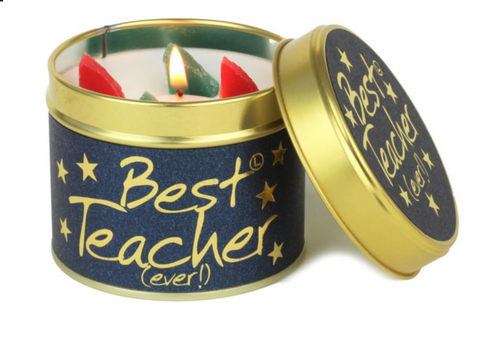 Lily Flame Best Teacher (ever!) Candle