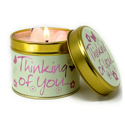 Lily Flame Thinking Of You Candle