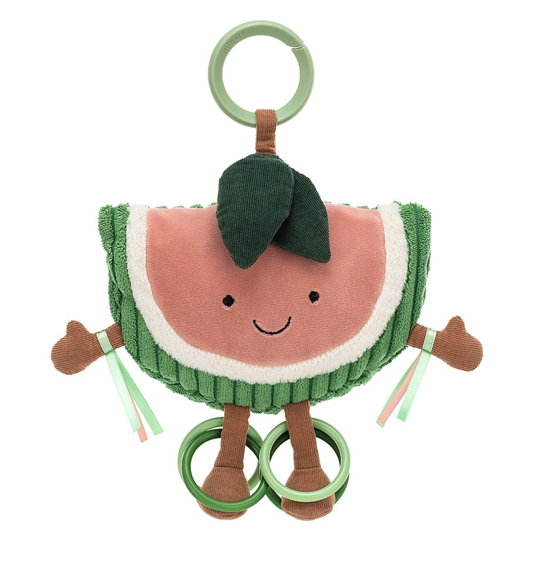 Jellycat Amuseable Watermelon Activity Toy