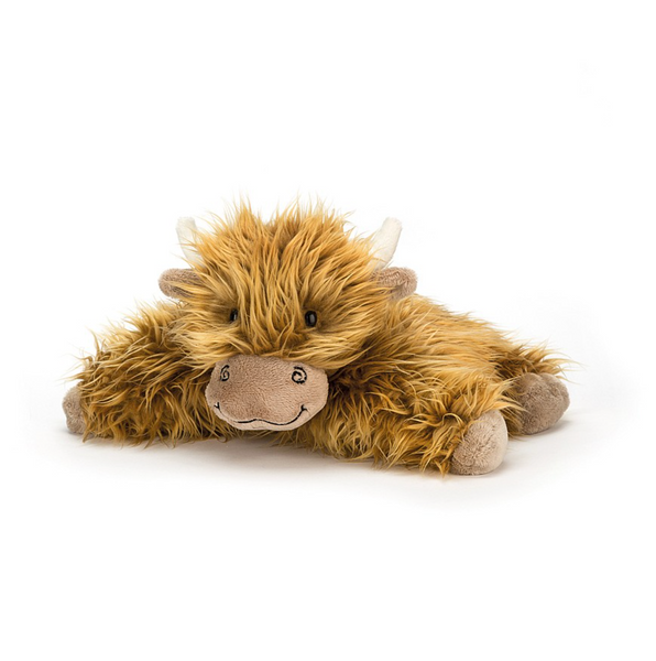 Jellycat Truffles Highland Cow