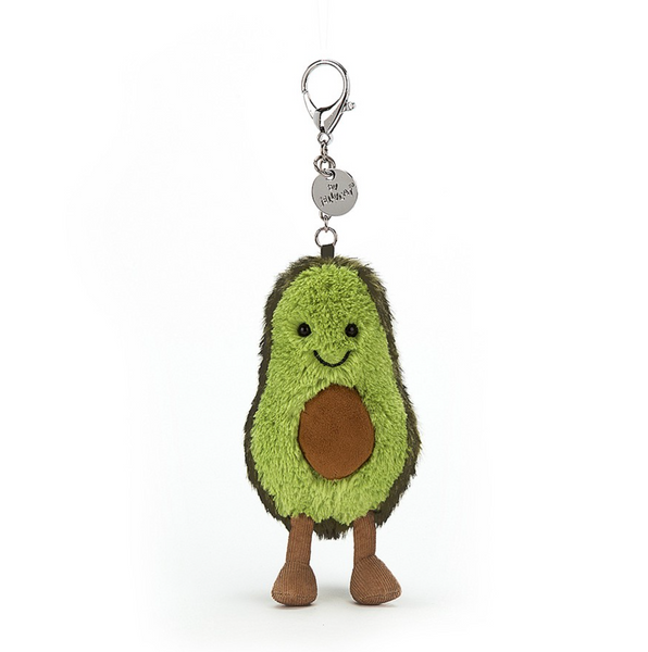 Jellycat Amuseable Avocado Bag Charm