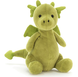 Jellycat Little Puff Jade Dragon