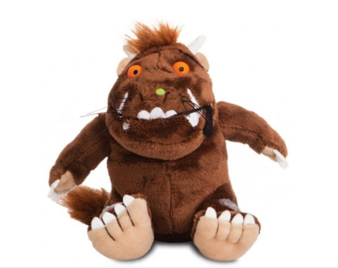 Plush Sitting Gruffalo Toy