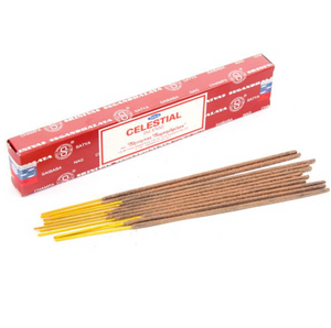 Satya Nag Champa Incense Sticks 15g - Celestial