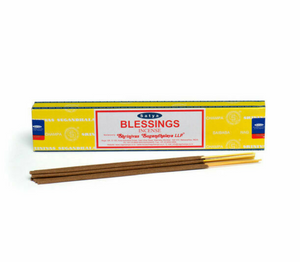 Satya Nag Champa Incense Sticks 15g - Blessings