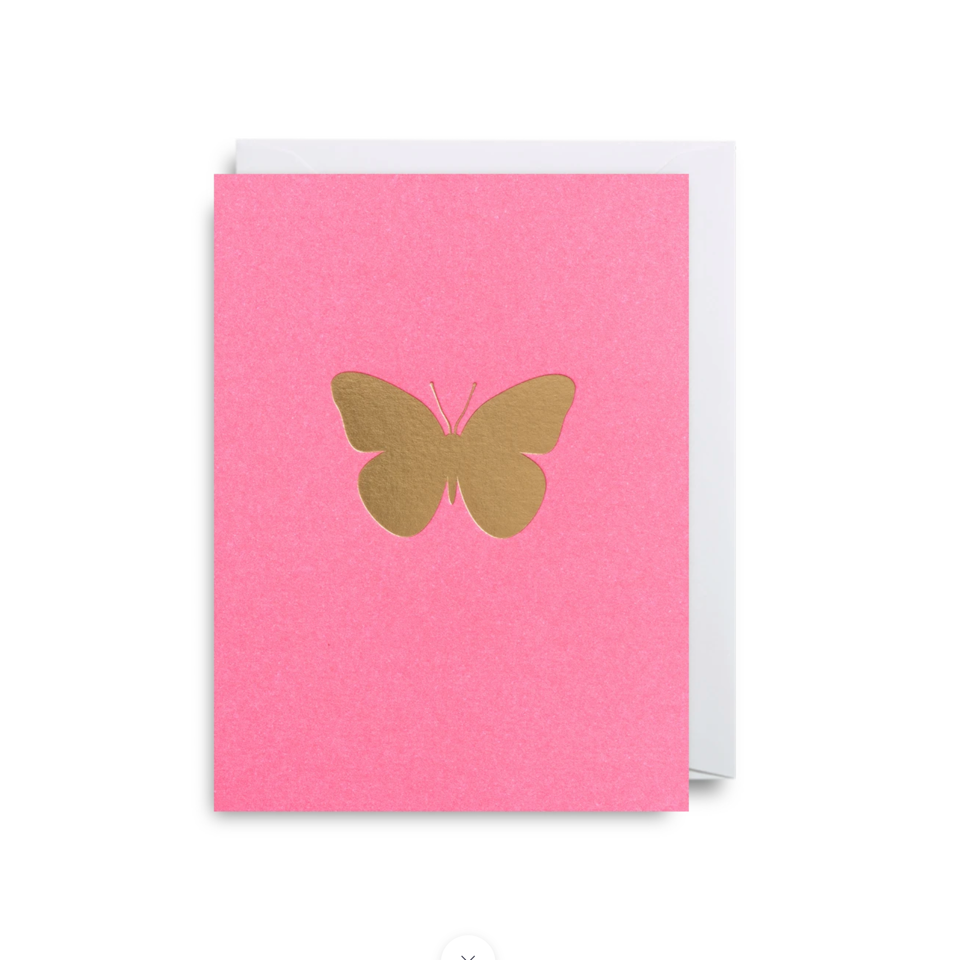 Greetings Card - Lagom Mini Card- Butterfly