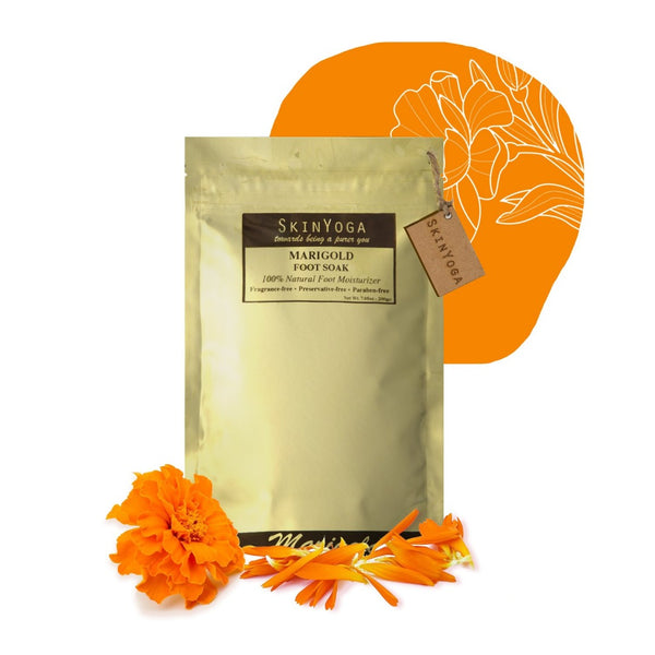 marigold foot soak natural pouch