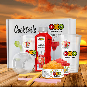 OXO HOME Bubble Tea Kit - Coctails