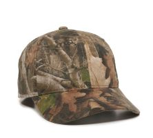 Outdoor Cap - Structured Fully Camo Hat