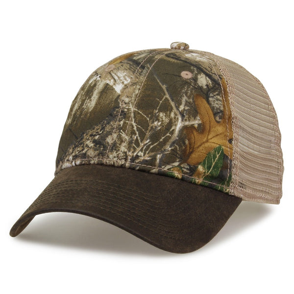 The Game - Rugged Blend Camo Trucker