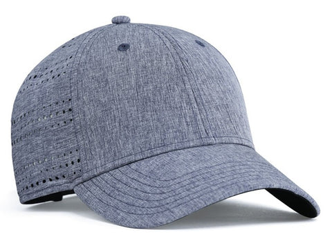 Pacific Headwear - Perforated Hook-and-Loop