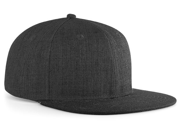 Pacific Headwear - Wool Heather Snapback