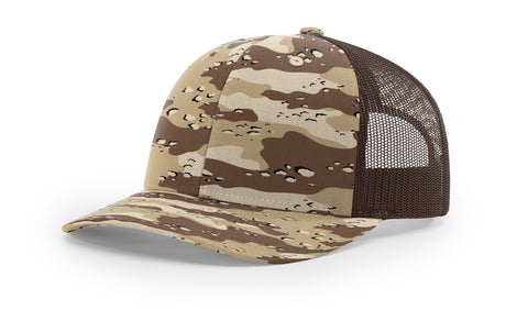 Richardson 112P - Printed Trucker