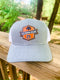 Keep Auburn Rolling - Leather Patch Trucker Hat