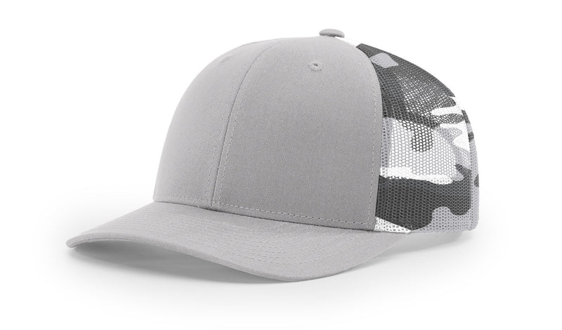 Richardson 112PM - Printed Mesh Trucker