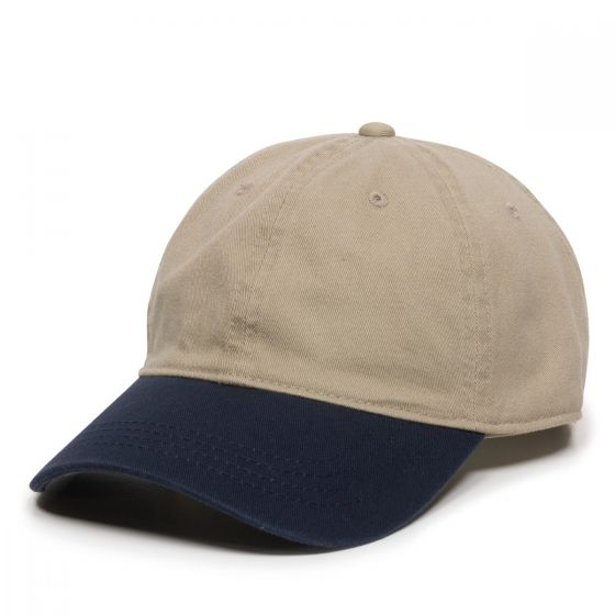 Outdoor Cap - Unstructured Garment Washed Dad Hat