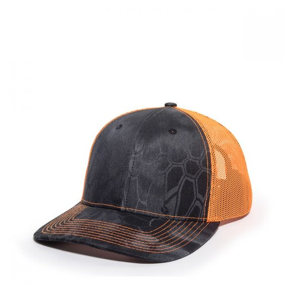 Outdoor Cap - Structured Meshback Camo