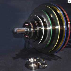 255KG Calibrated Plate Set