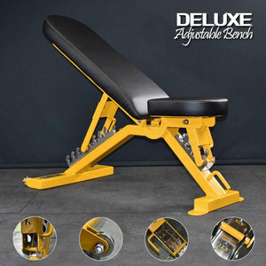 Deluxe Adjustable Bench