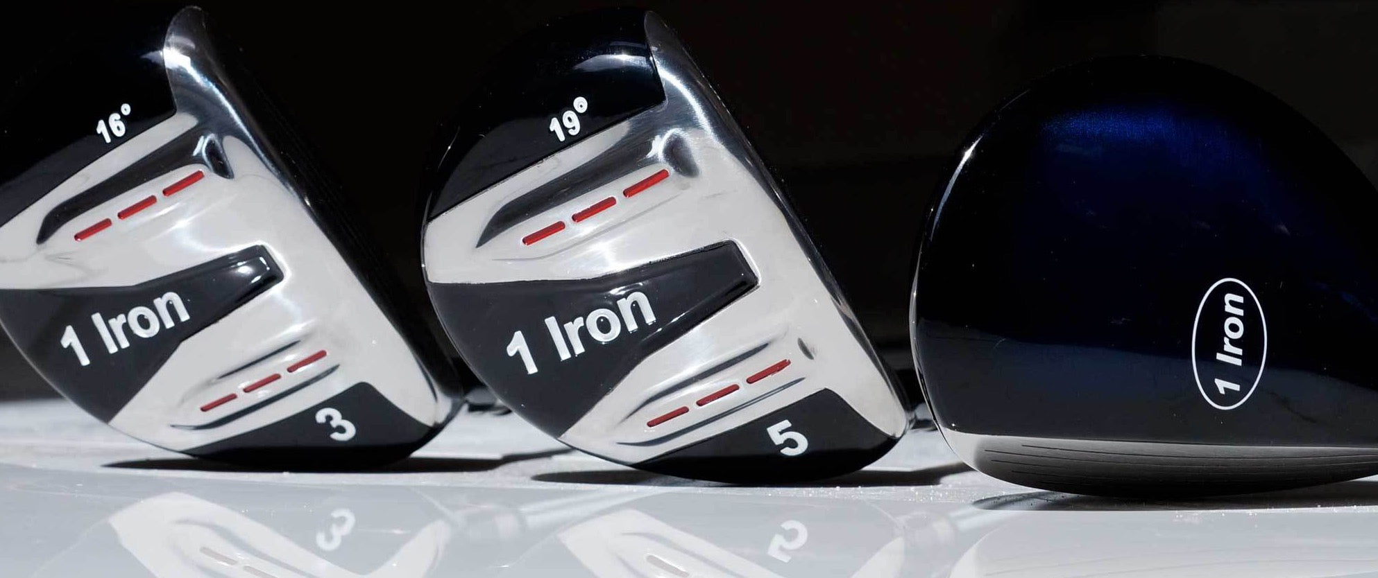 Single-Length Low-Profile Fairway Woods - Now Available!