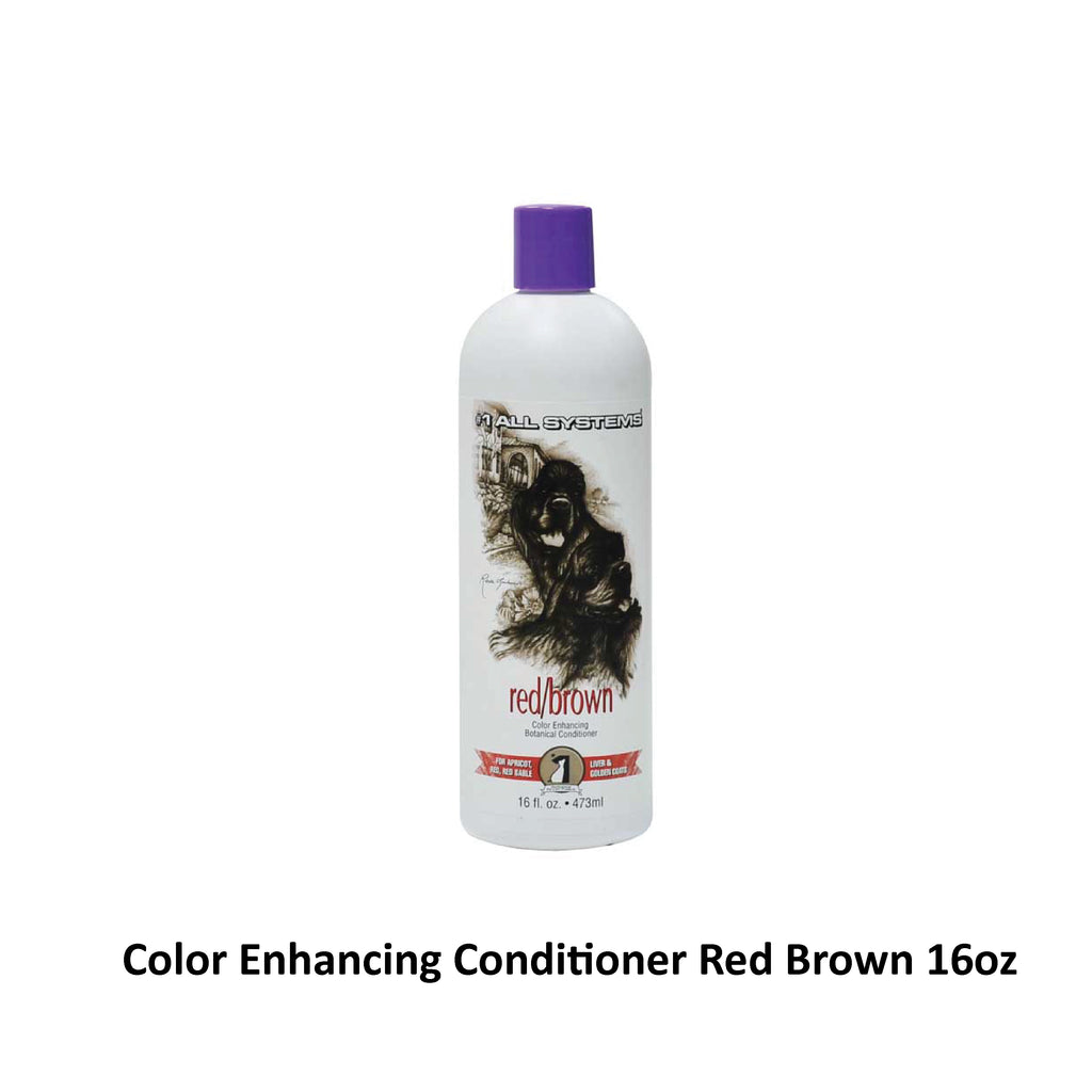 #1 All System - Color Enhancing Conditioner (Red/Brown)