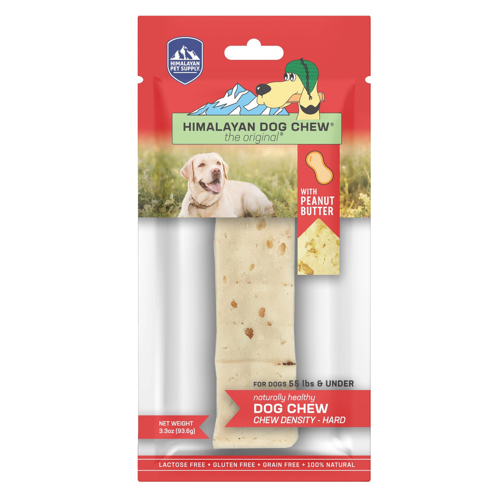 Himalayan Dog Chew® The Original® Cheese with Peanut Butter