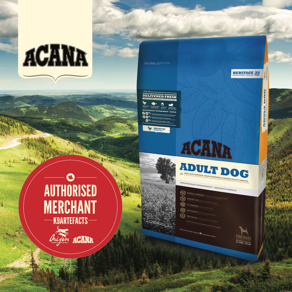 Acana - Heritage - Adult Dog Dog Food