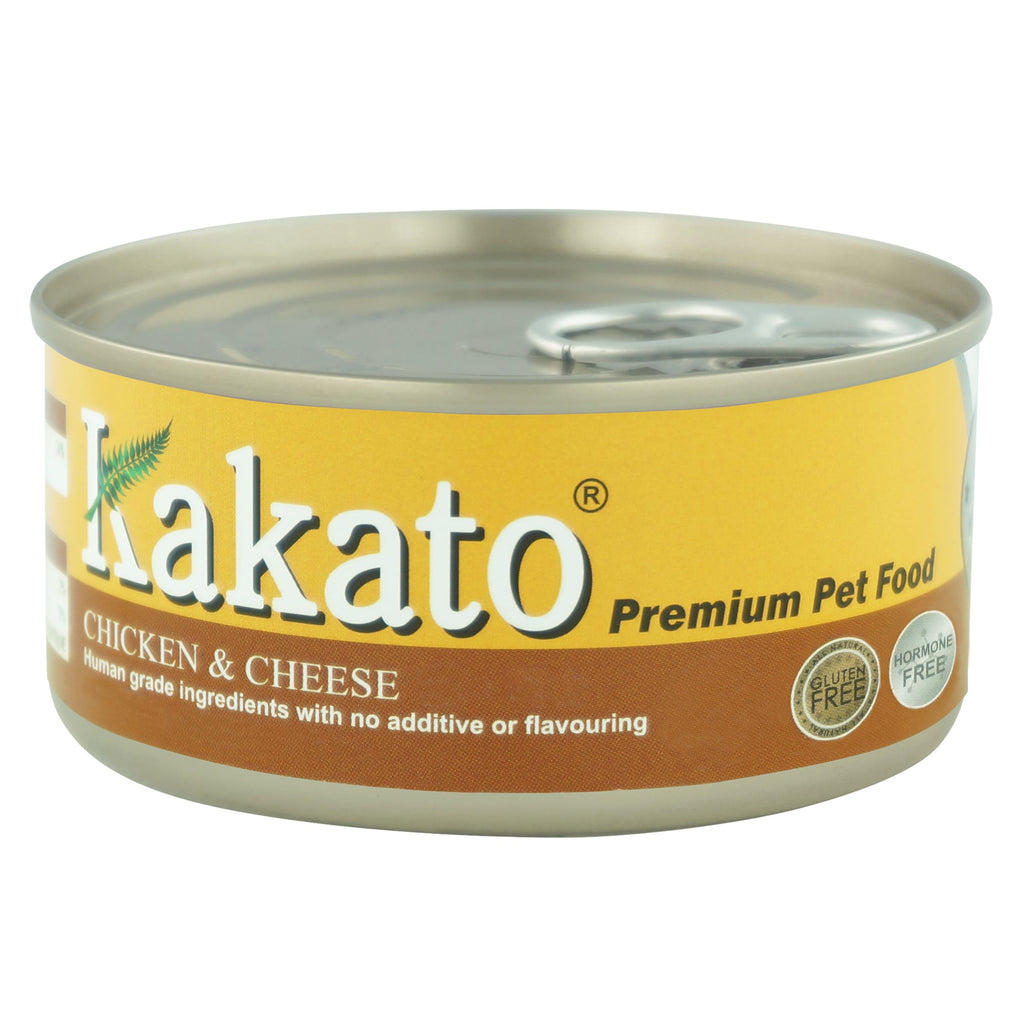 Kakato - Chicken & Cheese Cat & Dog Food