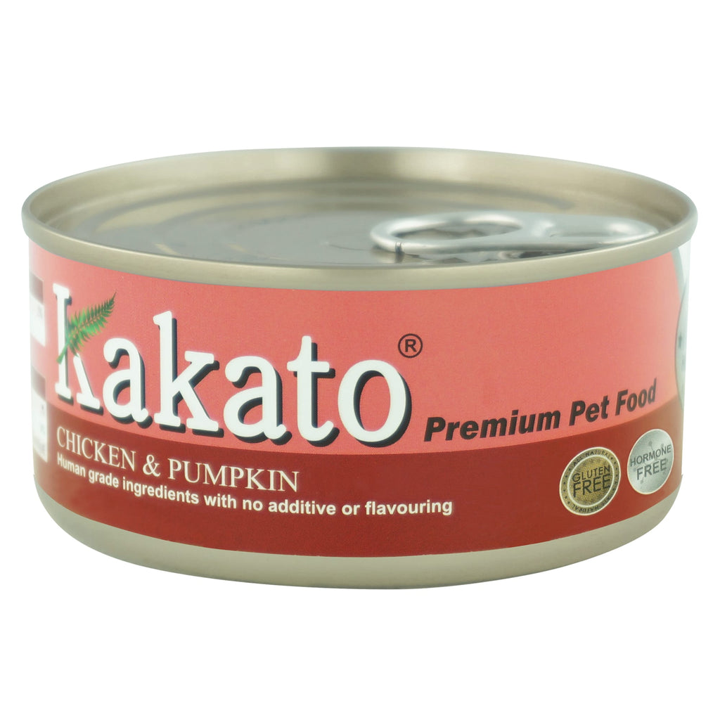 Kakato - Chicken & Pumpkin Cat & Dog Food