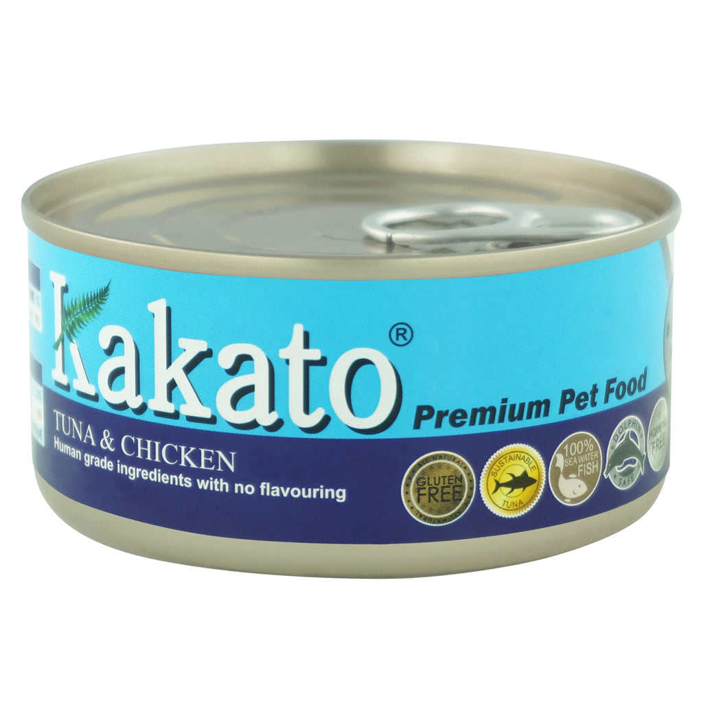 Kakato - Tuna & Chicken Cat & Dog Food