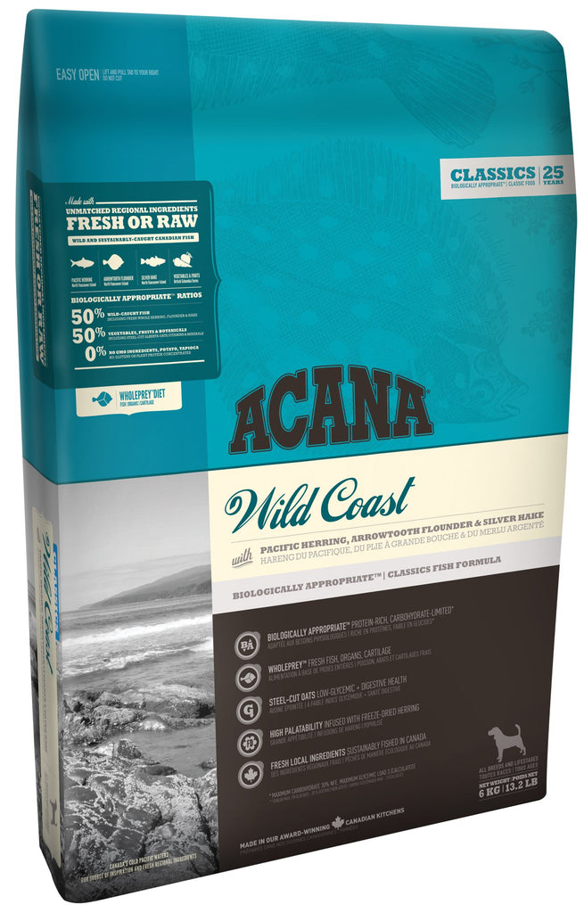 Acana - Classic - Wild Coast Dog Food