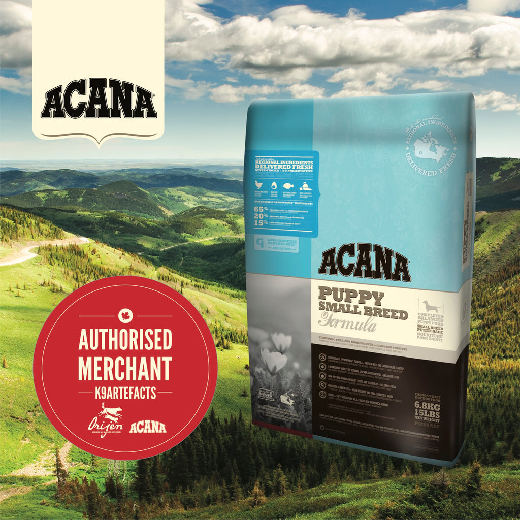 Acana - Heritage - Puppy Small Breed Dog Food