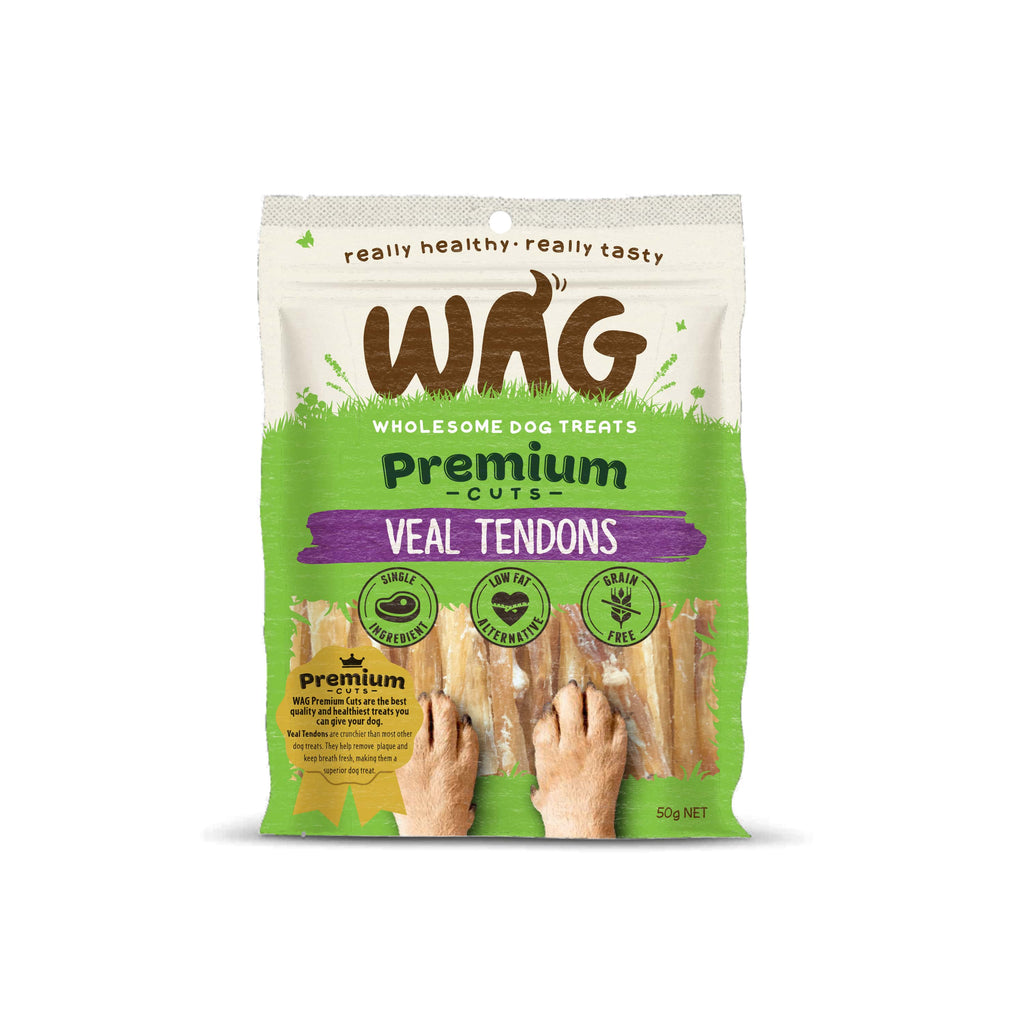 Wag - Premium Cuts - Veal Tendons (50g)