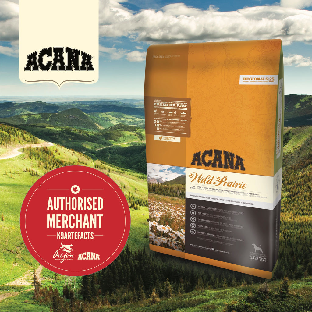 Acana - Regionals - Wild Prairie Dog Food