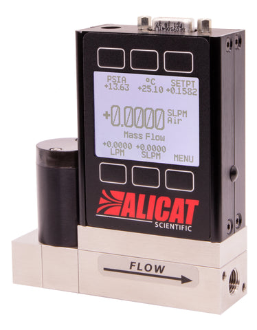 Differential Pressure Based Mass Flow Controllers