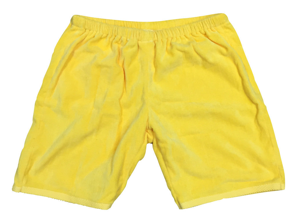 teen size canary yellow