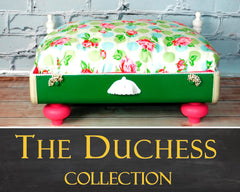 Pet Suitcase Bed - The Duchess Collection