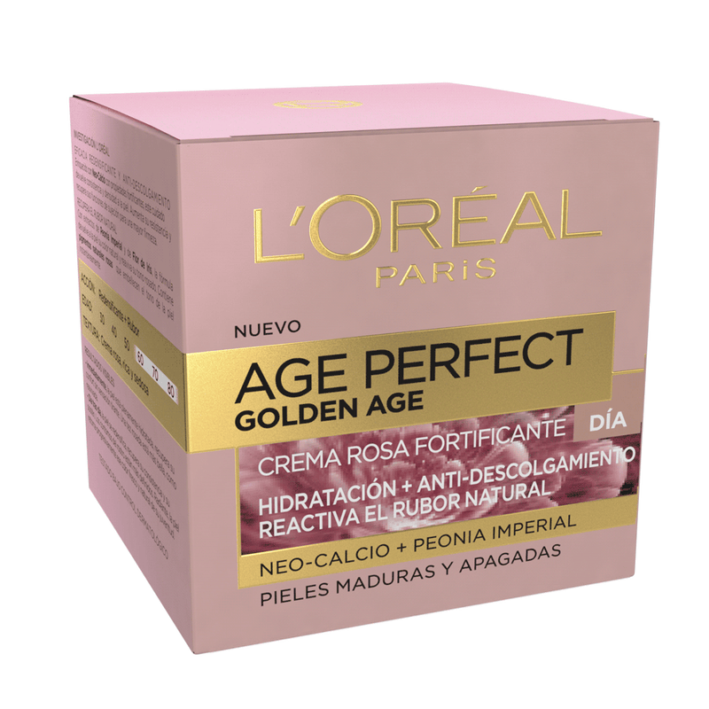 Crema De Dia Anti-Arrugas Age Perfect Golden Age 50 ml