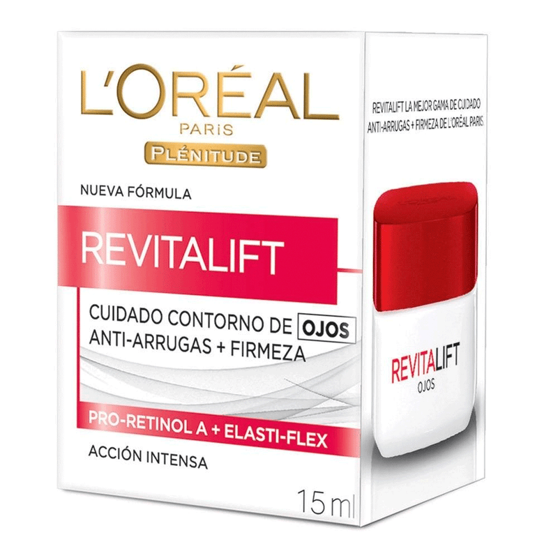 Contorno De Ojos Anti-Arrugas Revitalift 15 ml / Cosmetic