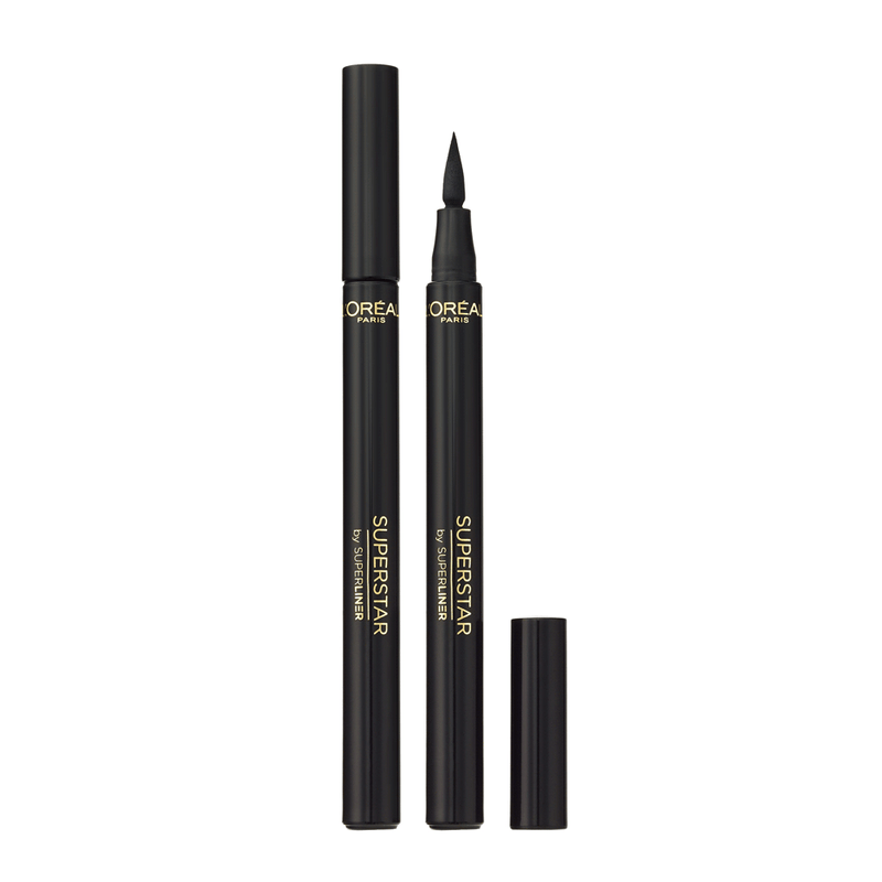 Delineador De Ojos Superliner Superstar 001 Black / Cosmetic