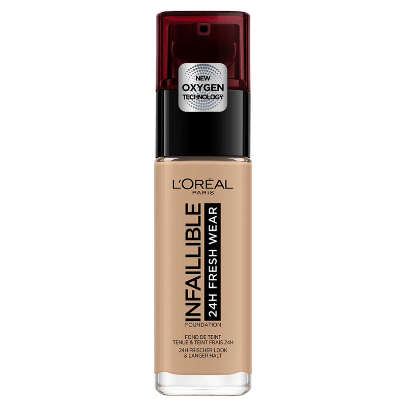 Base Infallible 24H Fresh Wear 220 Sand  / Cosmetic