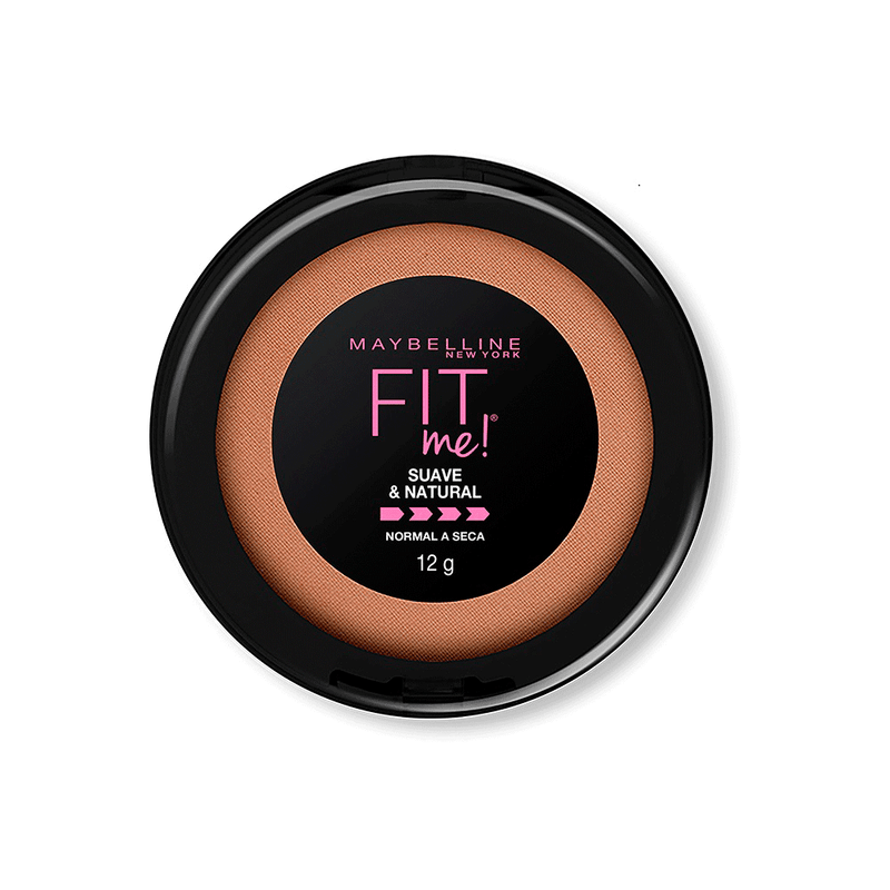 Polvo Fit Me Soft Dorado Maybelline / Cosmetic