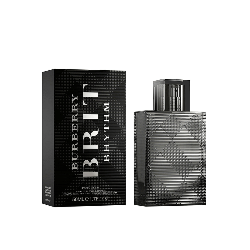 Burberry Brit Rhythm Edt 50Ml Hombre