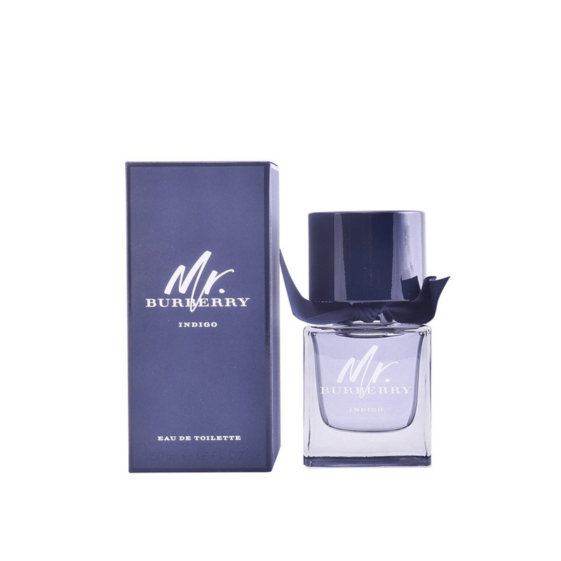 Mr. Burberry Indigo Edt 50Ml Hombre