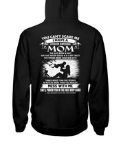 Load image into Gallery viewer, I Have A May Freaking Awesome Mom Birthday Gifts For Family Hoodie