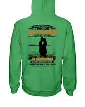Load image into Gallery viewer, J'ai Une Super Belle Femme Elle Est Nee En  Octobre   Birthday Gifts Hoodie