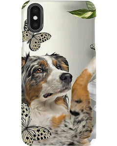 Lovely Phone Case Birthday Gift For Dog Lovers