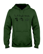 Load image into Gallery viewer, I'm A Simple Woman Custom Design Gift For Bigfoot Lovers Hoodie