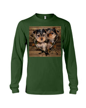 Load image into Gallery viewer, Lovely Phone Case Gift For Youkie Wood Lovers Unisex Long Sleeve