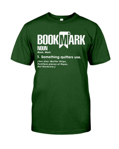 Bookmark Special Unique  Unique Meaningful Gifts For Book Lovers Guys Tee